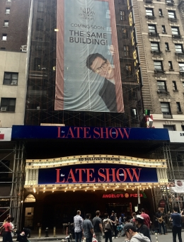 The Late Show New York City