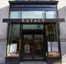 Eataly Italian Marketplace NYC