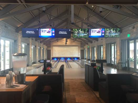 Montage Palmetto Bluff Bowling Alley