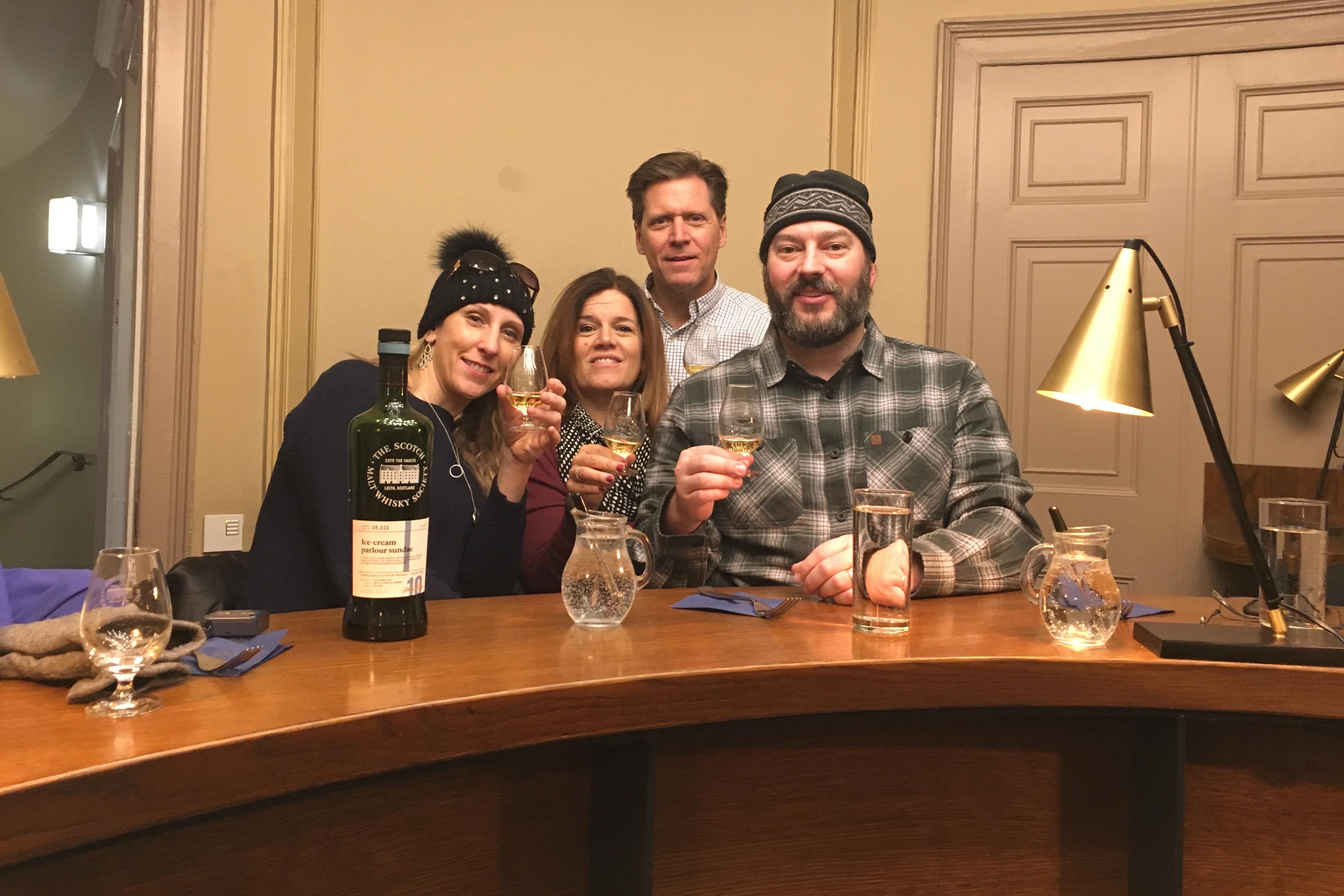 Scottish Malt Whiskey Society