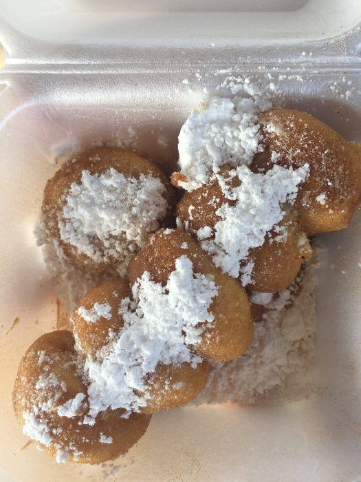 The French Toast Donuts
